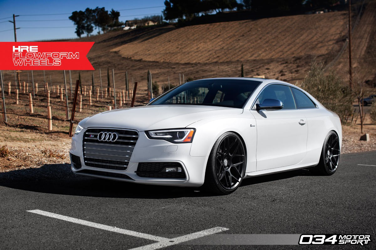 Hre Flowform Ff01 Wheels For B8 Audi A5 S5 Hre Ff01 Audi