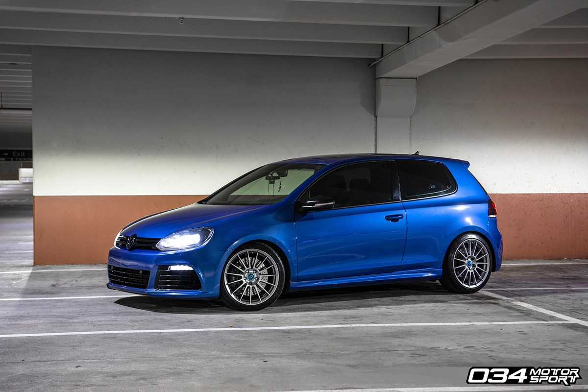 HRE FlowForm FF15 Wheels for MkVI Volkswagen Golf R