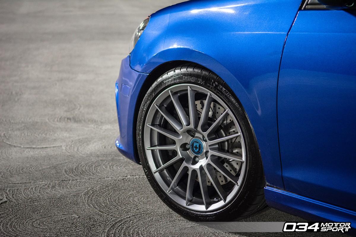 HRE FlowForm FF15 Wheels for MkVI Volkswagen Golf R - HRE-FF15-VW-MK6-R - 034Motorsport