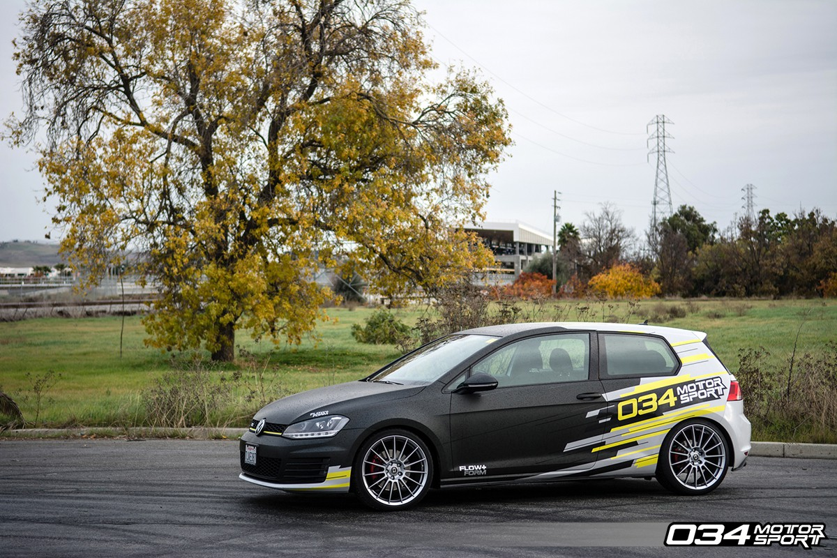 HRE FlowForm FF15 Wheels for MkVII Volkswagen Golf/GTI/R