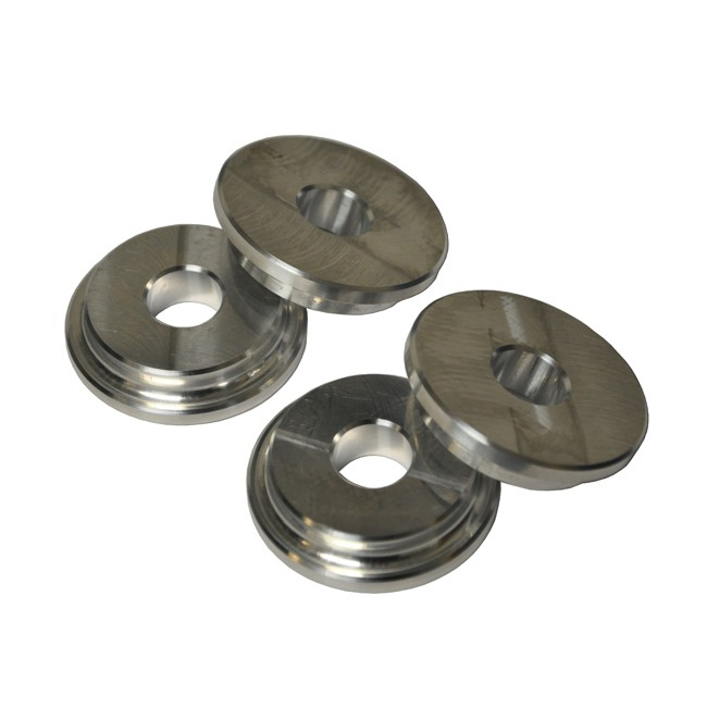 Solid Aluminum Rear Subframe Bushings for MkIV R32 & MkI Audi TT Quattro | 034-601-0003