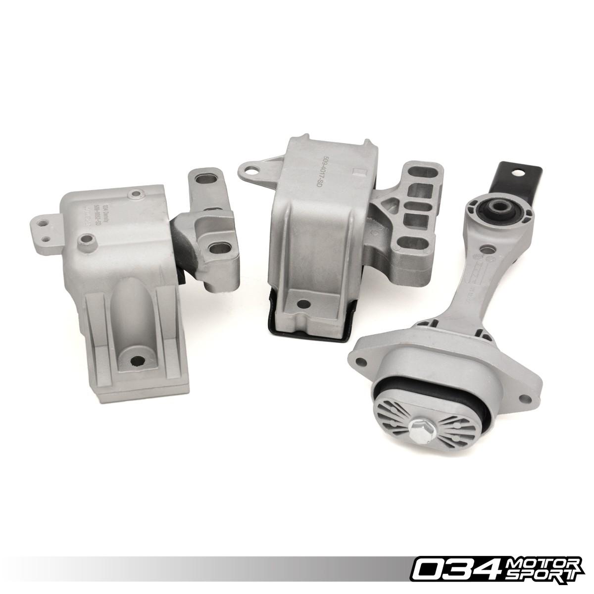 Motor Mount Set, Density Line, MkIV Volkswagen, 8L & 8N Audi, 1.8T, 2.0L, TDI | 034-509-5007