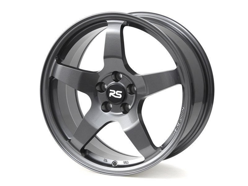 Neuspeed FlowForm RSe05 Wheels | Gun Metallic | Audi/Volkswagen 5x112 Bolt Pattern with 57.1mm Center Bore
