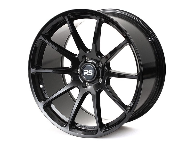 Neuspeed FlowForm RSe102 Wheels | Gloss Black | Audi/Volkswagen 5x112 Bolt Pattern