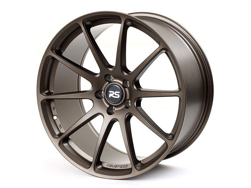 Neuspeed FlowForm RSe102 Wheels | Satin Bronze | Audi/Volkswagen 5x112 Bolt Pattern