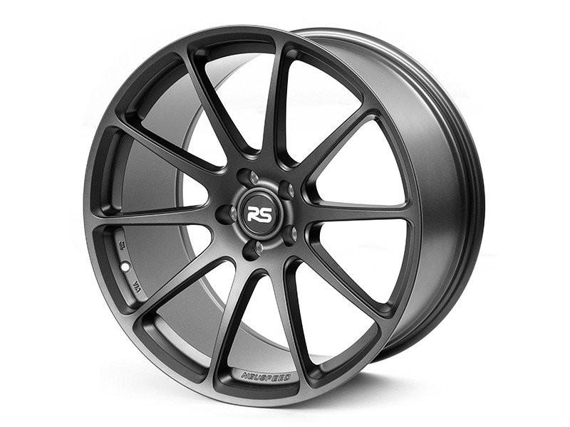 Neuspeed FlowForm RSe102 Wheels | Satin Gun Metallic | Audi/Volkswagen 5x112 Bolt Pattern