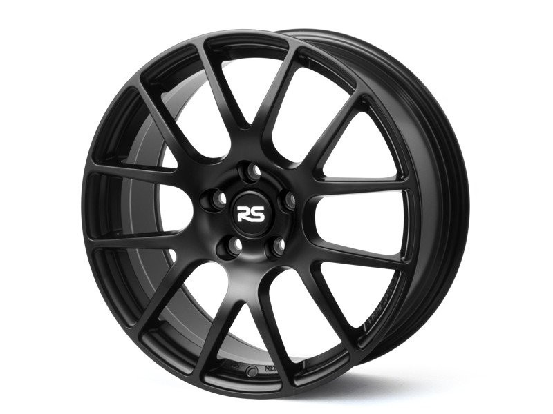 Neuspeed FlowForm RSe12 Wheels | Satin Black | Audi/Volkswagen 5x112 Bolt Pattern