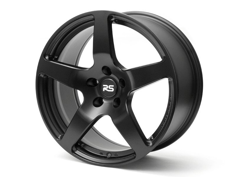 Neuspeed FlowForm RSe52 Wheels | Satin Black | Audi/Volkswagen 5x112 Bolt Pattern