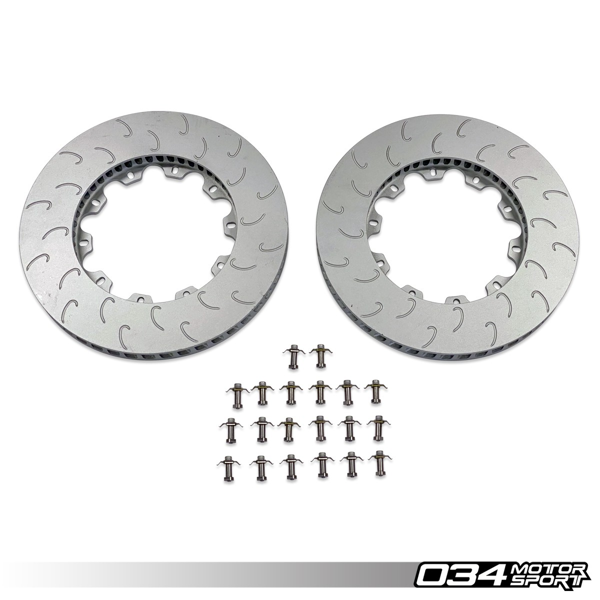 Rotor Ring Set, 340mm, Front MQB VW & Audi 034-304-1002