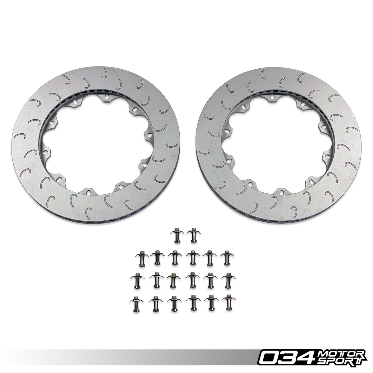Rotor Ring Set, 350mm, Rear MQB VW & Audi 034-304-1009