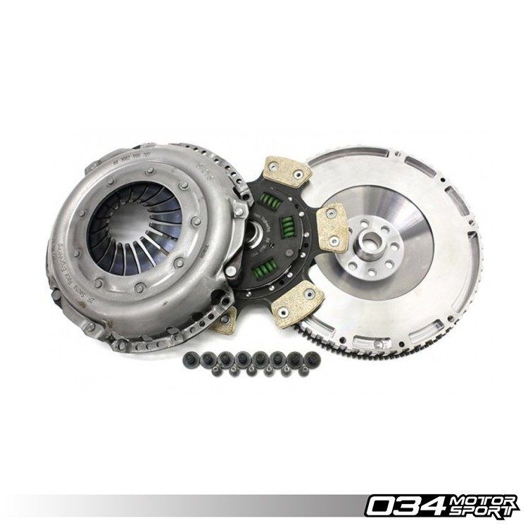 Sachs Motorsports Clutch Kit with SIngle Mass Flywheel for MkVI Volkswagen Golf R | SPC-883089.000035