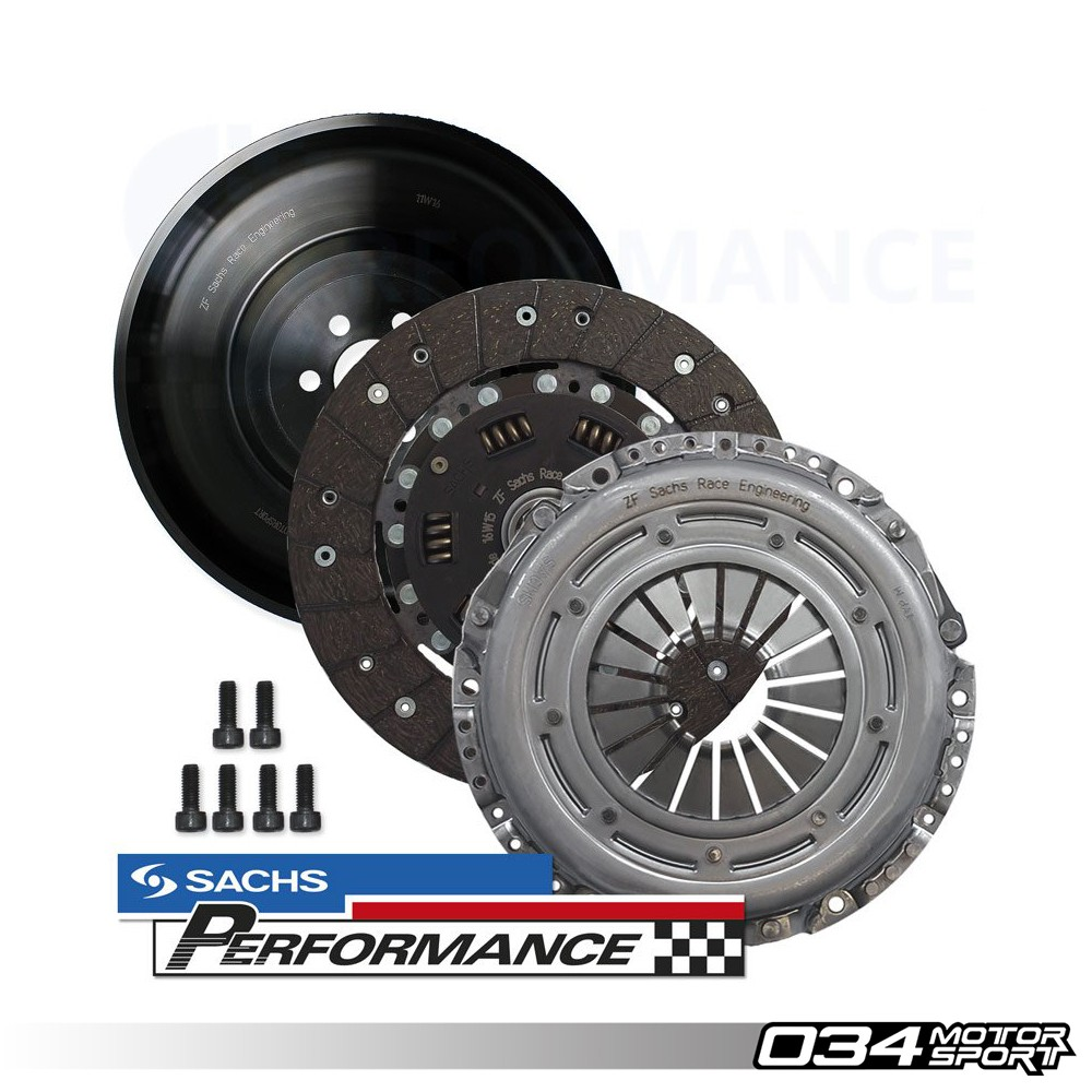 Sachs Performance Clutch Kit with SIngle Mass Flywheel for MkVI Volkswagen Golf R | SPC-883089.000034