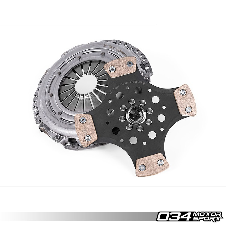 Sachs Performance Audi TT RS 2.5 TFSI Clutch Kit with Sintered Disc & Upgraded Pressure Plate | 034-502-0016