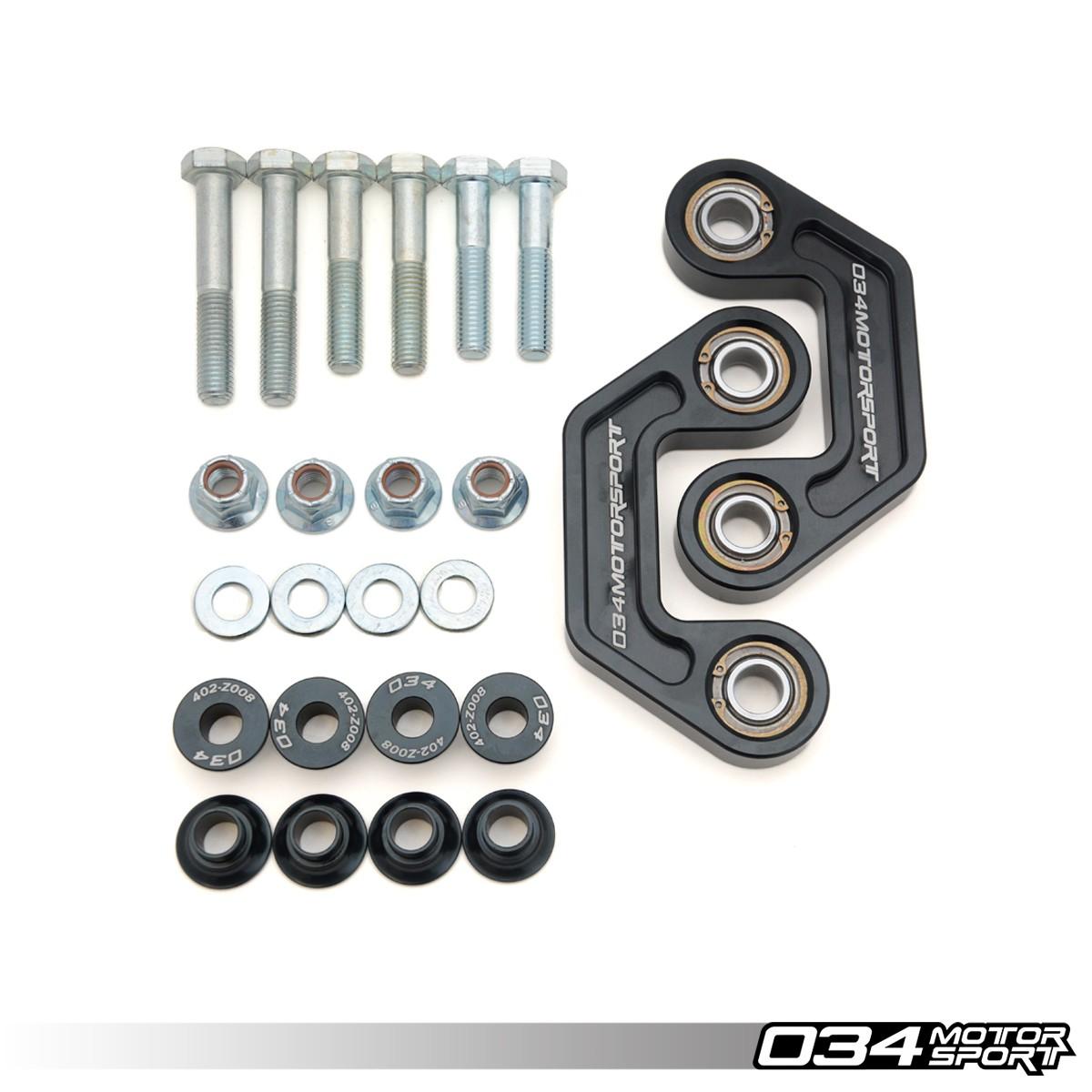 2 Pieces Front Sway Bar End Link Suspension Kit for Audi A4 A4 Quattro A6 A6 QUATTRO RS6 S4 S6 VOLKSWAGEN PASSAT