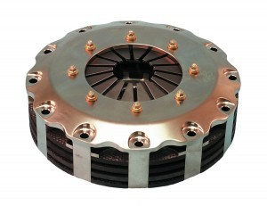 Tilton 2-Plate Carbon Racing Clutch for Audis