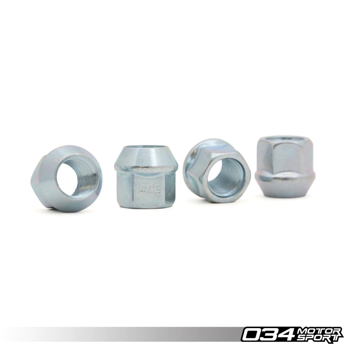 Wheel Nut, Cone Seat, M14x1.5 | 034-604-1003