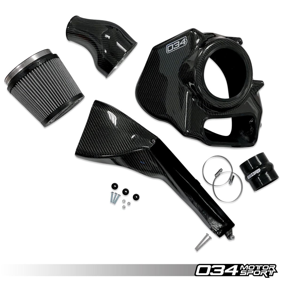 X34 Carbon Fiber Full Intake System, B9 RS5 2.9 TFSI 034-108-1033