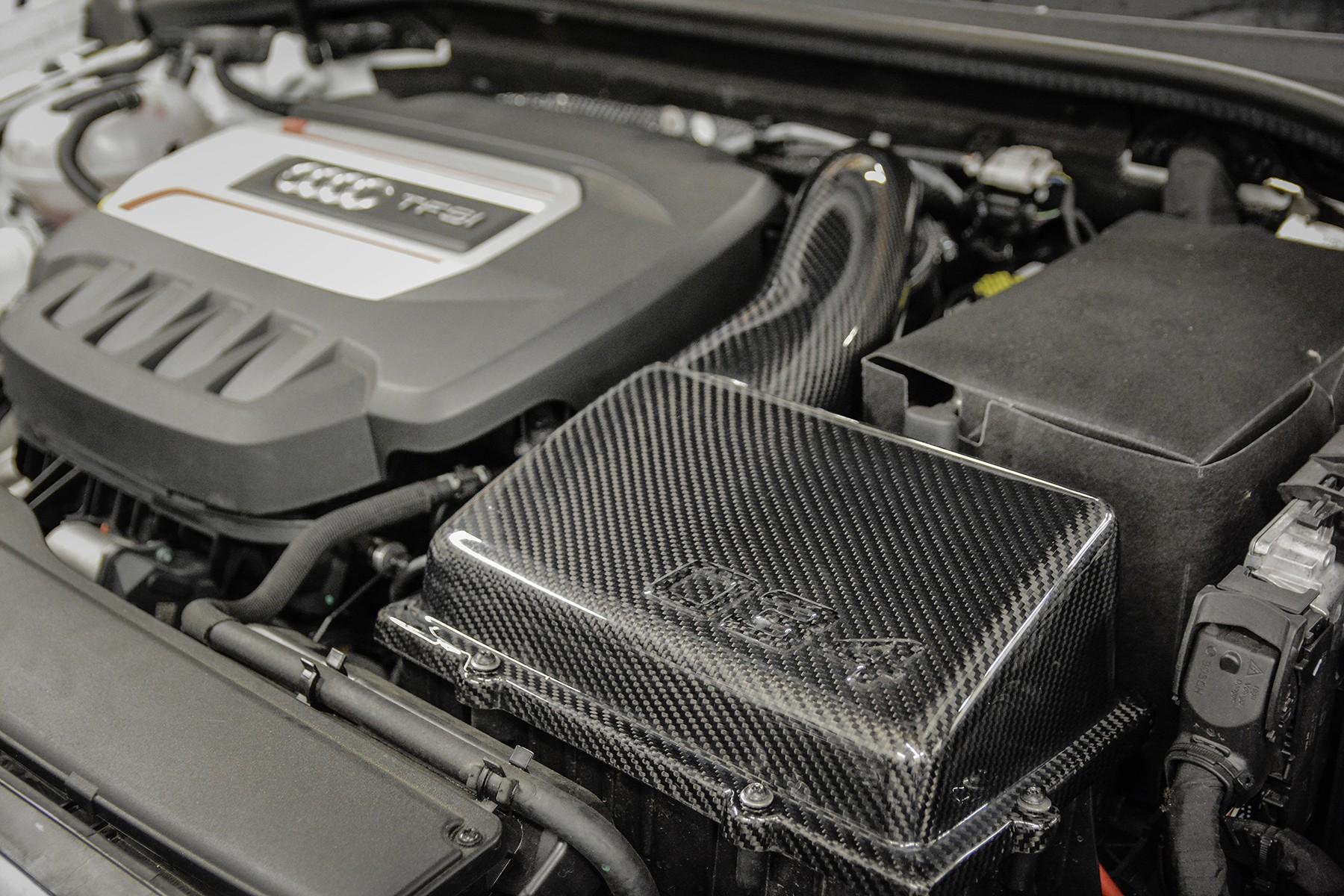 X34 Carbon Fiber Mqb Cold Air Intake System 8v Audi A3 S3 Tt Tts 1999volkswagenbeetleenginediagram 1999 Vw Beetle Flangehoses Mk7 Volkswagen Golf Gti R Installed 034