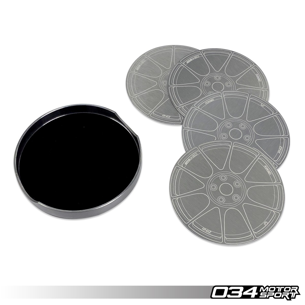 ZTF-01 Coaster Set 034-A05-0005