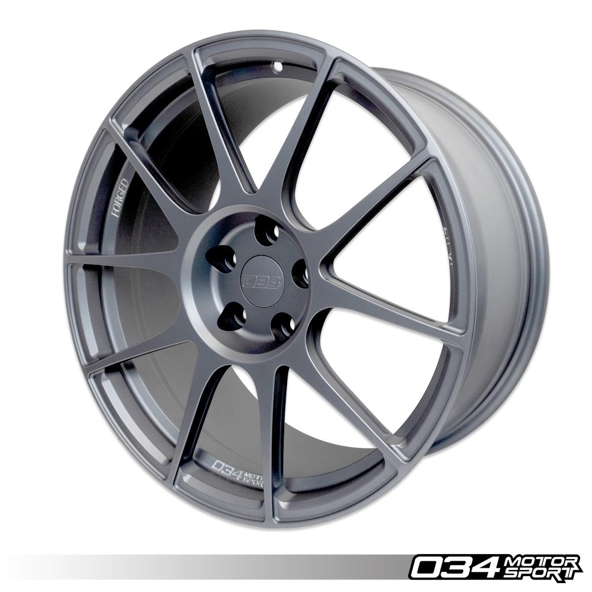 ZTF-01 Forged Wheel, 19x9.3 ET42, 57.1MM Bore, Audi 8V/8V.5 RS3 & Audi 8J/8S TT/TTS/TTRS 034-604-0003