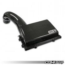 X34 Carbon Fiber MQB Cold Air Intake System, 8V Audi A3/S3/TT/TTS & MkVII VW Golf/GTI/R & MkVII VW GLI, 1.8T/2.0T Gen 3