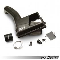 X34 Carbon Fiber MQB Open-Top Cold Air Intake System, 8V Audi A3/S3/TT/TTS & MkVII Volkswagen Golf/GTI/R, 1.8T/2.0T Gen 3