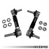 034Motorsport Dynamic+ Billet Adjustable Rear Sway Bar End Link Kit for MkV/MkVI VW GTI/GLI/R32/Jetta and 8P Audi A3