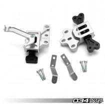 Motorsport StreetSport Engine/Transmission Mount Pair, Audi 8V/8V.5 A3/S3 8S TT/TTS VW Mk7 Golf/GTI/R