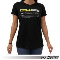 034Motorsport Defined Women's T-Shirt