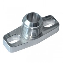 Flange, Oil Drain, GT & T3, w/ -10AN Male