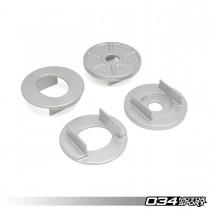 Billet Aluminum Rear Subframe Mount Insert Kit, B8/B8.5 Audi A4/A5/Allroad | 034-601-0038