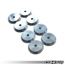 Subframe Bushings, Rear, Billet Aluminum, B4/B5 Chassis Audi A4/S4/RS4 & RS2 | 034-601-0005