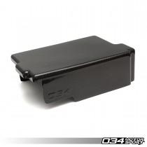 Carbon Fiber Battery Cover, MkVII Volkswagen GTI & Golf R, 8V Audi A3/S3 | 034-1ZZ-0001