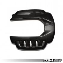 Carbon Fiber Engine Cover, 8V Audi S3 & MkIII Audi TTS | 034-1ZZ-0003
