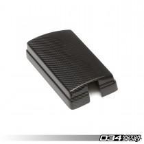 Carbon Fiber Fuse Box Cover, MkVII Volkswagen GTI & Golf R, 8V Audi A3/S3, & MkIII Audi TT/TTS | 034-1ZZ-0002