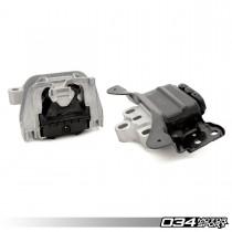 Motor Mount Pair, Density Line, 8V/8S Audi A3/S3 & TT/TTS, MkVII Volkswagen Golf/GTI/R | 034-509-5020
