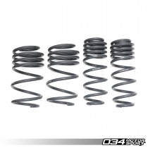 Dynamic+ Lowering Springs for MkVII Volkswagen Golf R | 034-404-1004