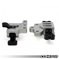Motorsport Engine/Transmission Mount Pair, MkV/MkVI Volkswagen Golf/Jetta/GTI/GLI & 8J/8P Audi A3/TT 2.0T FSI & 2.0 TSI, Billet Aluminum | 034-509-5038