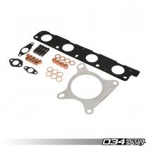 Turbocharger Installation Hardware/Gasket Kit, Audi/Volkswagen 2.0T FSI EA113 (Transverse) | 034-145-1502