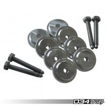 Subframe Bushings, Billet Aluminum, Audi Small Chassis | 034-601-0001