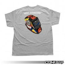 034Motorsport T-Shirt, Back, 'Ado Standard' | 034-A01-1016