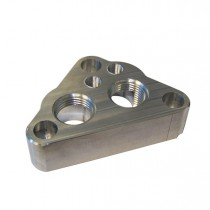 Oil Filter Housing Adapter, VR6 24V