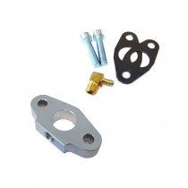 Flange Kit, T3 Drain Spacer for Catch Can Return