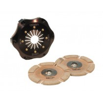 Tilton 2-Plate Cerametallic Racing Clutch for Audis