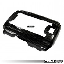 Carbon Fiber Engine Cover, Mk7 & Mk7.5 VW Golf, GTI, & Golf R 034-1ZZ-0005