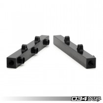 Fuel Rail Pair, Audi 2.7T, Black Anodized |034-106-7016