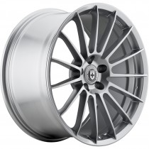 HRE FlowForm FF15 Wheels | Liquid Silver | Audi/Volkswagen 5x112 Bolt Pattern