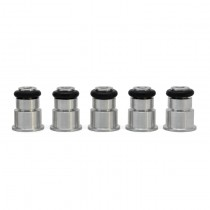 Injector Adapter Hat, RS4 and Others, Short to Tall - Set of 5   034-106-3022-5