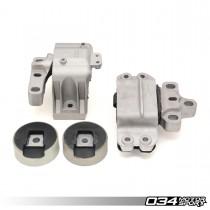 Motor Mount Set, Density Line, MkV & MkVI Volkswagen, 8J & 8P Audi, 2.0T FSI | 034-509-5001