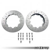 Replacement Front Rotor Ring Set, Gen 1 & 1.5 Audi R8 4.2 V8 & 5.2 V10 034-304-1005